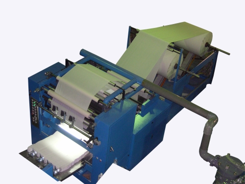 Facial Tissue Paper Machinery ━ 4T