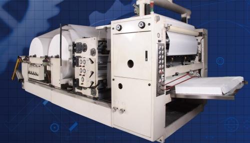 Full Automatic Facial Tissue Machine Line