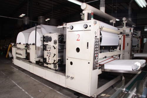 Tissue Machine - 10 lines