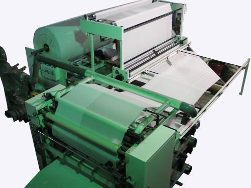 V Fold Facial Tissue Paper Machine - 1700mm
