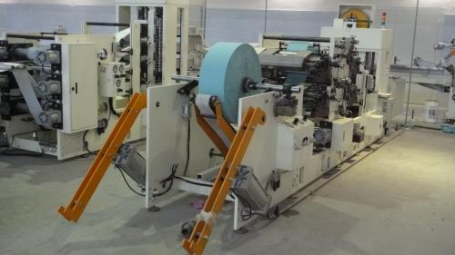 Napkin Colored Printing Machine