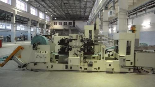 Napkin Printing Machine