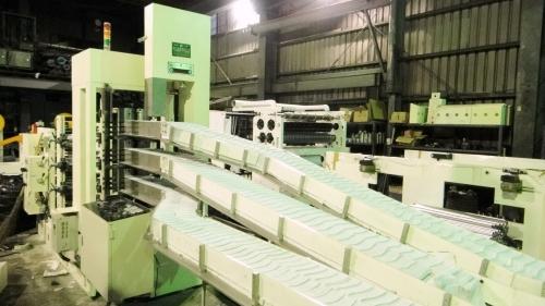 Folding Napkin Tissue Machine