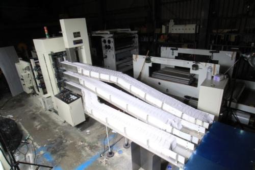 Serviette Tissue Machine
