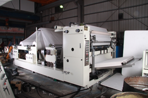 Hand Towel Paper Machine – V Fold