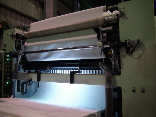 V Fold Towel Paper Machine – 2 ply