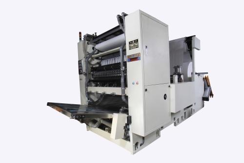 N Fold Hand Towel Paper Making Machine