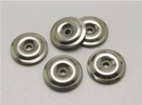 M字型黏铁(白铁、铜)华司