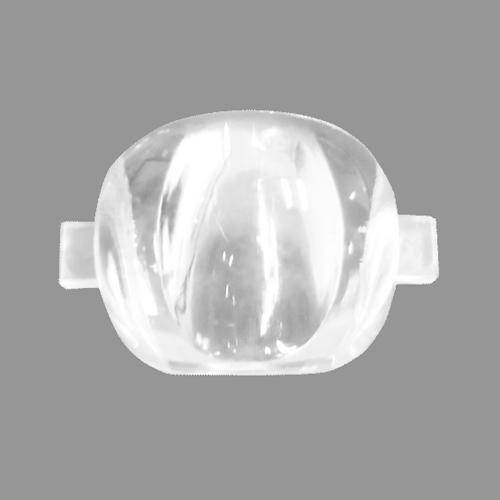 LED Symmetrical Beam Pattern