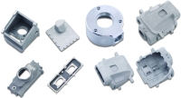 investment casting+CNC-Machined