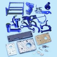 CNC-milled Parts