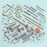 Electrical terminal slug pins & lead wire