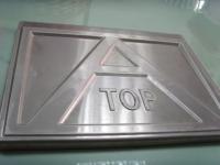Magnesium-alloy AZ31B-O stampings