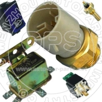 Auto Electric Parts - Relays, Sensors, Switches
