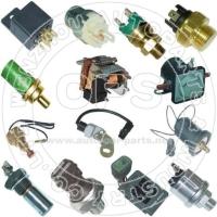 Auto Parts (Relay, Sensor, Switch)