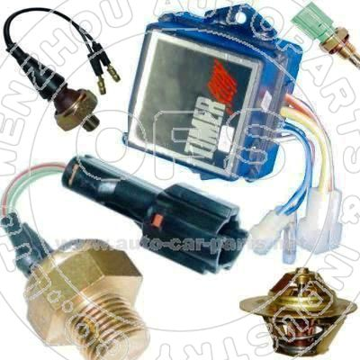 Car Parts(Relays, Sensors, Switches, thermostats)