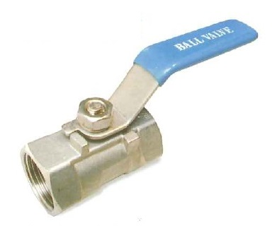ZT-101 One Piece Economy Ball Valves