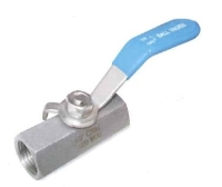 ZT-102 One Piece Economy Ball Valves