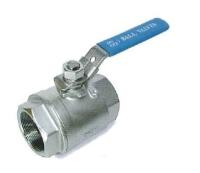 ZT-201H Two peice Screw Body ball valve