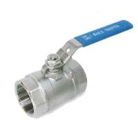 ZT-204 Two peice Screw Body ball valve