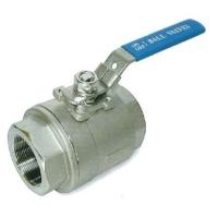 ZT-231 Two peice Screw Body ball valve