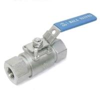 ZT-260 Two peice Screw Body ball valve