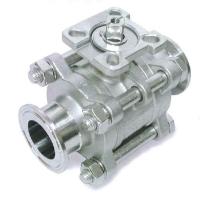 ZT-306TCThree peice  ball valve