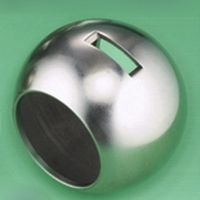 Hollow Steel Ball Plungers / ID Polishing Ball Plunger for Food Processing Machinery/valve ball