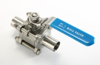 Cens.com Sanitary Butt Weld End Ball Valves TZYY JENQ INDUSTRY LTD.