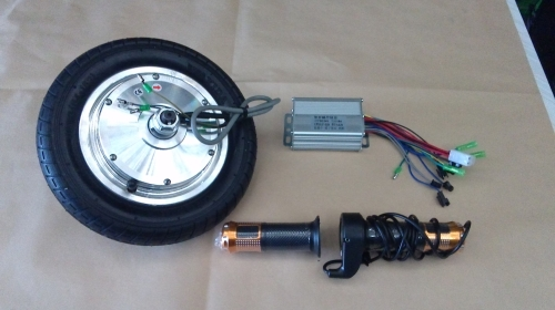 Electric Scooter Equipments