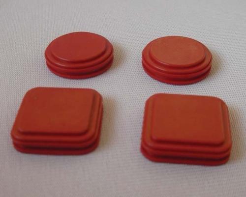 Silicone rubber button(silicone button)