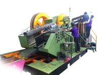 The largest thread rolling machine