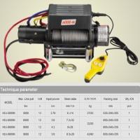 Cens.com Electric Winch ZHEJIANG KAIXUN MECHANICAL AND ELECTRICAL CO., LTD. (SHANGHAI HONGRUN ELECTRIC CO., LTD.)