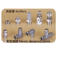 Cens.com Mufflers/Newly designed joints SU CHIANG HSING ENT. CORP.