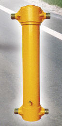 Under-body Tipping Cylinder