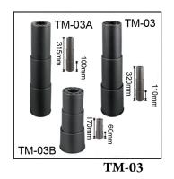 Telescopic Column Covers