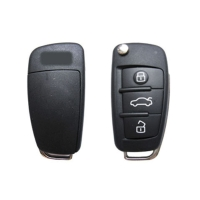 Cens.com AUDI OEM Transponder Remote Control Key GLOBAL TECSPRO LIMITED