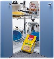 270 Degree Revolving Shelf Unit
