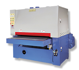 Heavy duty wide belt sander