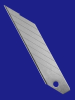 30-degree wide snap-off blade