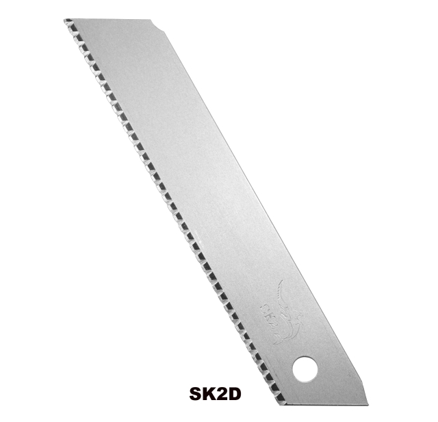 齿状美工刀片