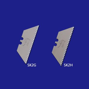 齿状梯形刀片