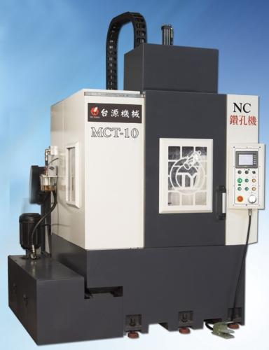 MCT-Series Vertical Drill Press
