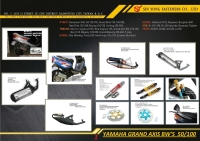 Exhaust Pipes & Mufflers