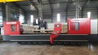 CNC 铣车复合加工机