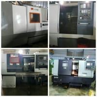 CNC lathe / milling machine / drilling / machining center refurbishment