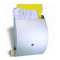 Wall-Mountable Stainless Steel Mailbox (D Shape) / Mailbox/ Stainless Steel Mailbox
