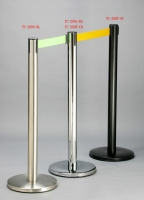 Cens.com Traditional/ Retractable Barrier/ Crowd-Control Posts/ CROWD CONTROL  TIEH CHIN KUNG METAL INDUSTRY CO., LTD.