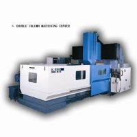 Cens.com Double Column Machining Center TEMATEC CORPORATION