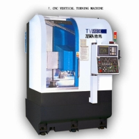 CNC Vertical Turning Machine